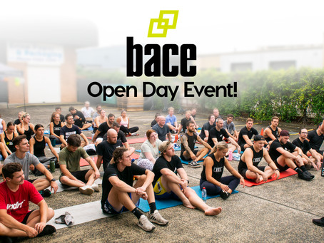 Bace Open Day is done! Here's What Happened