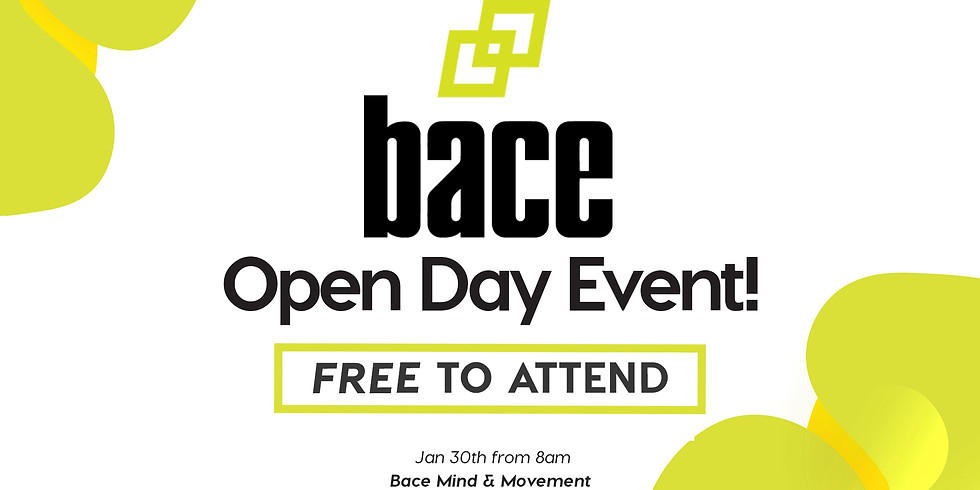 Bace Open Day