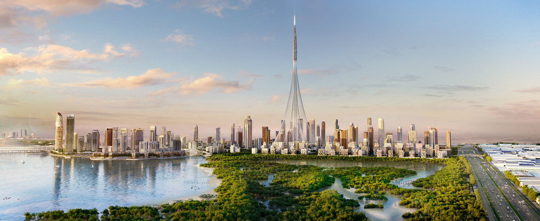 Dubai-Creek-Harbour-2018-Masterplan-View