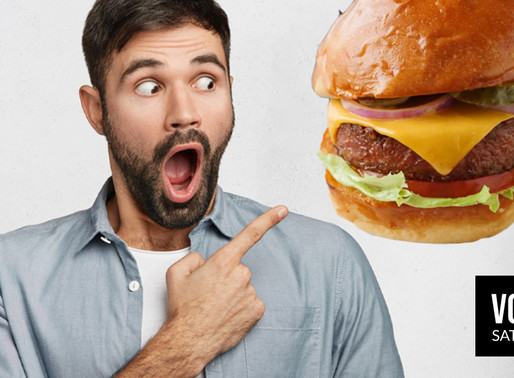 EXCLUSIVE REPORT: Plant-based burger not as healthy as salad