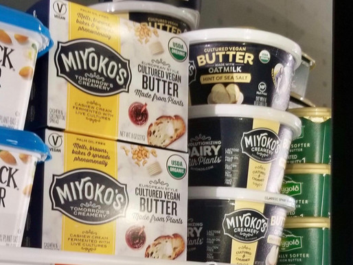 "Miyoko's wins legal battle to use the term ""butter"" after California ruling"