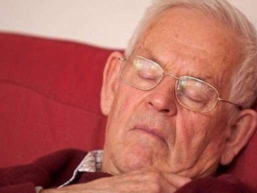 Grandfather fell asleep 20 minutes into The Game Changers, enjoyed the bit that he saw