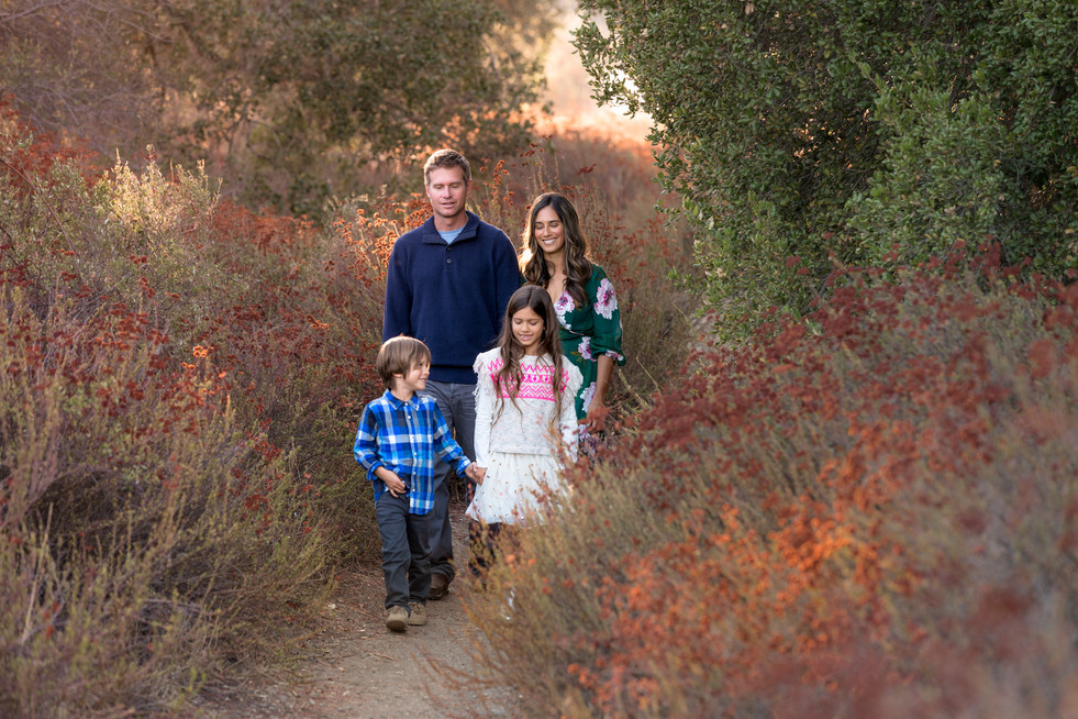 Family photo session | Westlake Village, CA