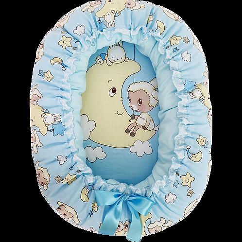 Подушка-валик, гнездо