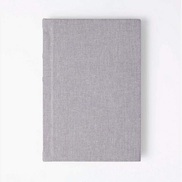 Heirloom Album in Natural Linen