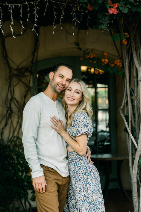 LoLo Spencer Engagement Photography