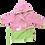 Детский махровый халатик