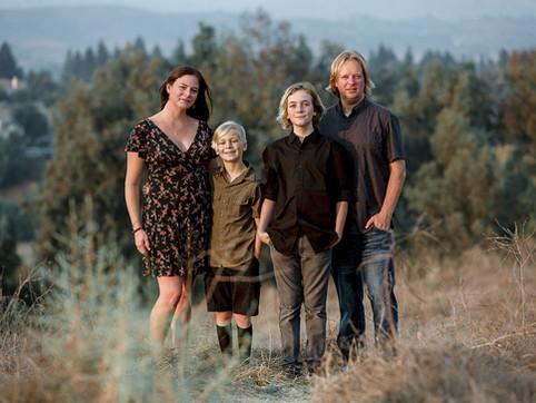 2020 Holiday Mini Sessions in Ojai, Ventura & Van Nuys