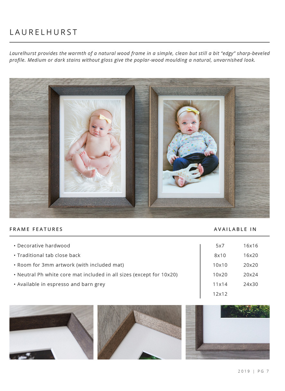 LSP Frames