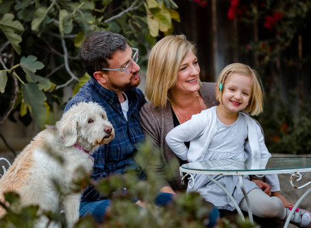 Lifestyle Family Photo Session | Los Angeles Family Photographer