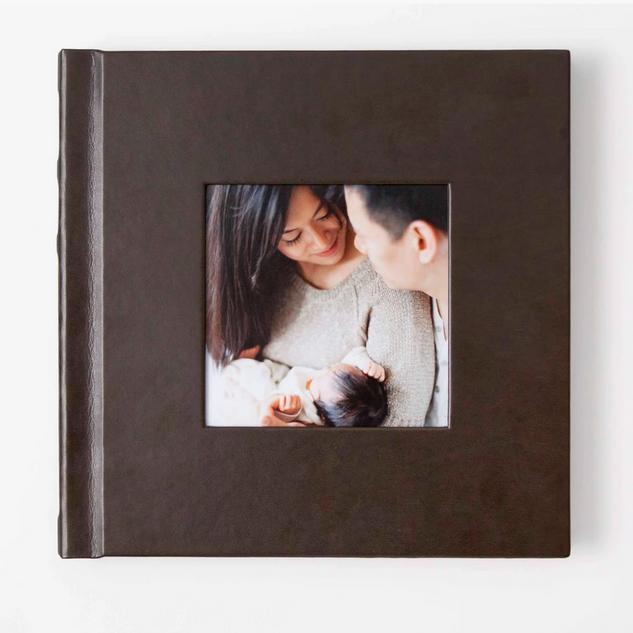 Heirloom Album in Eco-leather