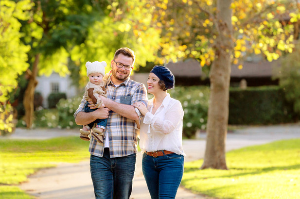 Family photo session | Valley Village, CA
