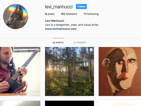 Check out my new Instagram page!