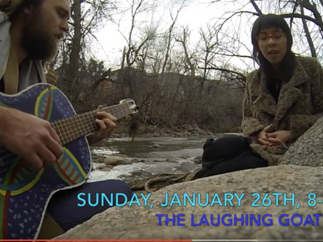 Check out a video for our show this Sunday!