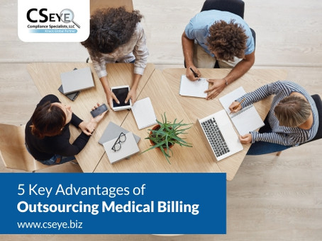 5 Reasons Why Outsourcing Medical Billing Will Improve Your Medical Practice