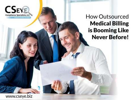 How Outsourced Medical Billing is Booming Like Never Before