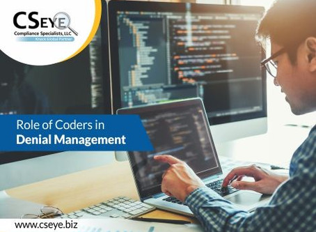 Pathway to Role of Coders in Denial Management: The Twist and Turns