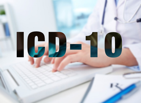 ICD-10 Updates effective 10/1/17