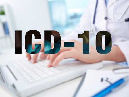 ICD-10 is Here, What Now?