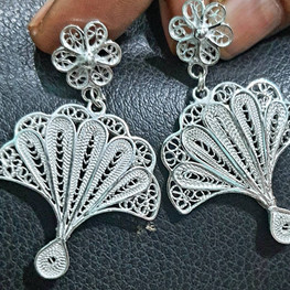 Cuttack Silver Tarakasi/ Filigree
