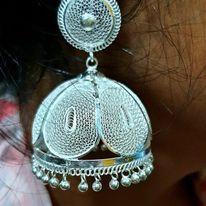Cuttack Silver Tarakasi/Filigree