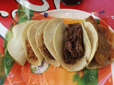 Losing my Taco virginity