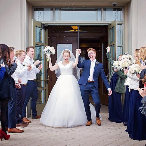 Larsen: Kimball Wedding