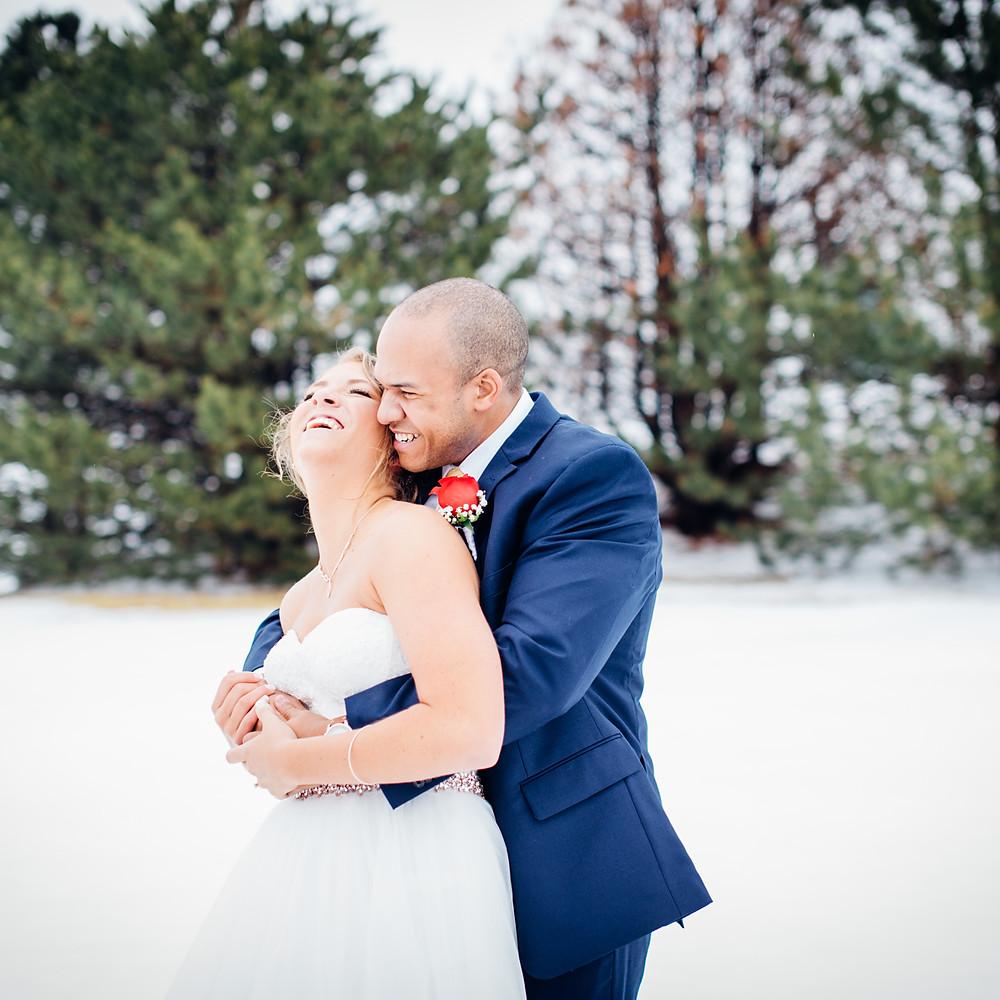 Lofton: Cooney Wedding