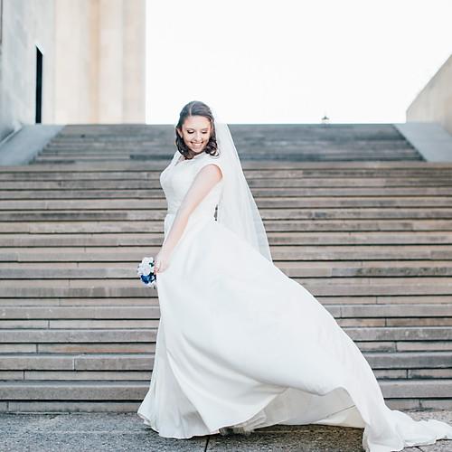 Savannah's Bridal Portraits