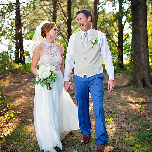 Kimberlin: Waitley Wedding