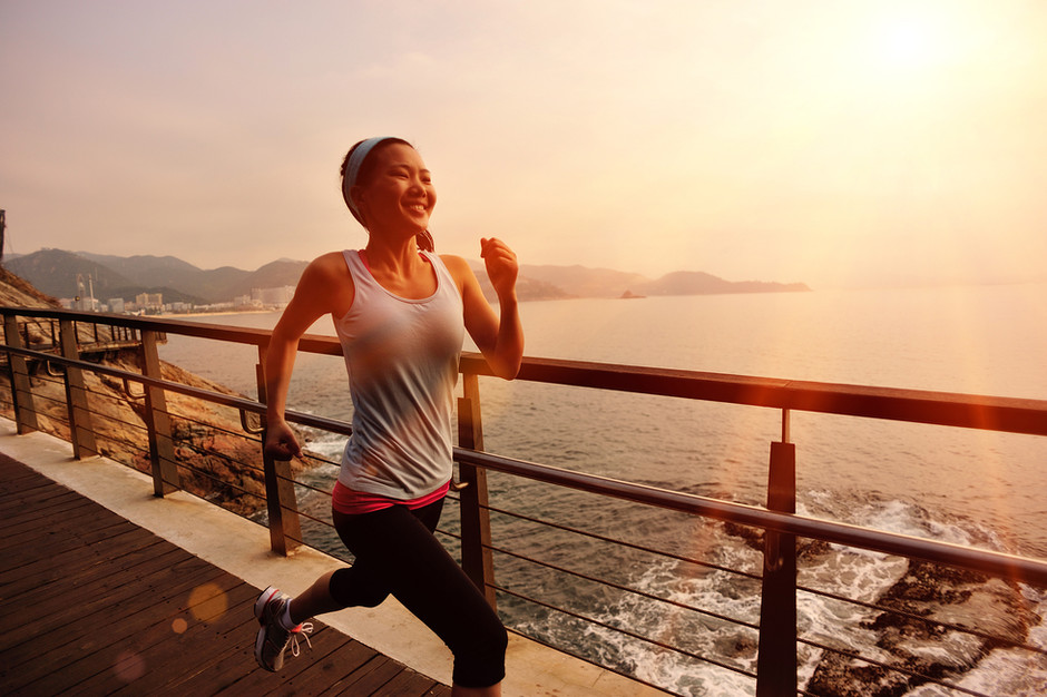 Break Out of Your Fitness Rut