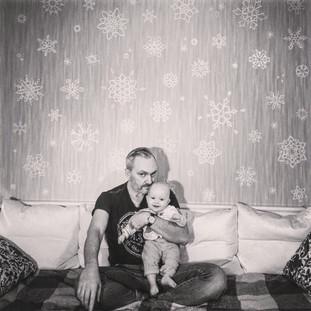 Бумажные снежинки - олдскульный новогодний декор за ноль рублей