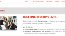 Bullyology – 'I'm not just a pretty face'