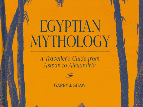 Armchair travelling at its best. The ancient sites of Egypt complete with their myths and legends