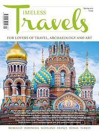 Timeless Travels 2016 - travel archaeology art magazine