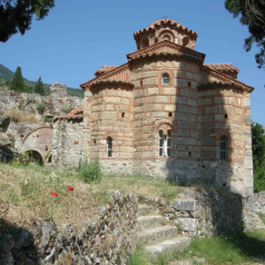 A Journey to Byzantium: The Mountain Ruins of Mistras