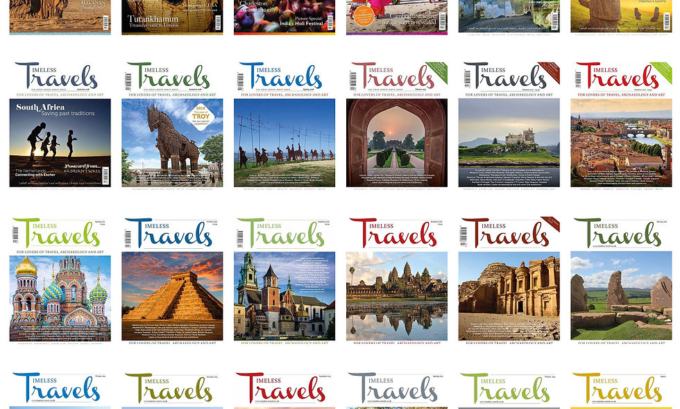 Timeless Travels Collection