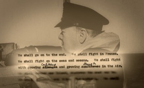 New film wonders at alternative career for Churchill