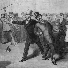The untold story of the man behind President Garfield's assassination: Charles Julius Guiteau