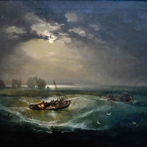 Turner: Sea and Alps a must-see at the Kunstmuseum, Lucern