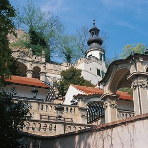 Prague's Palace Gardens