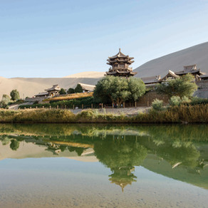Hidden secrets of the Silk Road