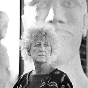Faces of Sculpture: photo exhibition of artists at work