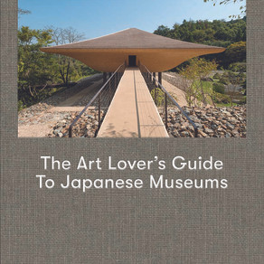 Art Lover's Guide to Japanese Museums is outstanding