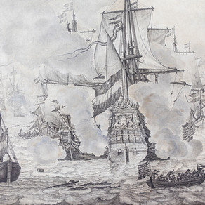 Naval Battles, Storms, Calms and Ship Portraits