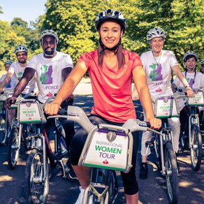 Tour de Force: join London's cycling celebration of inspiring women