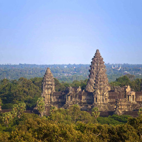 New discoveries redefine Angkor Wat's history