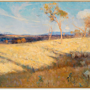 Aussie paintings not to be missed