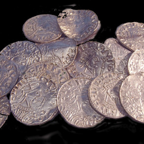 Largest Anglo-Saxon and Norman coin hoard is found near Somerset