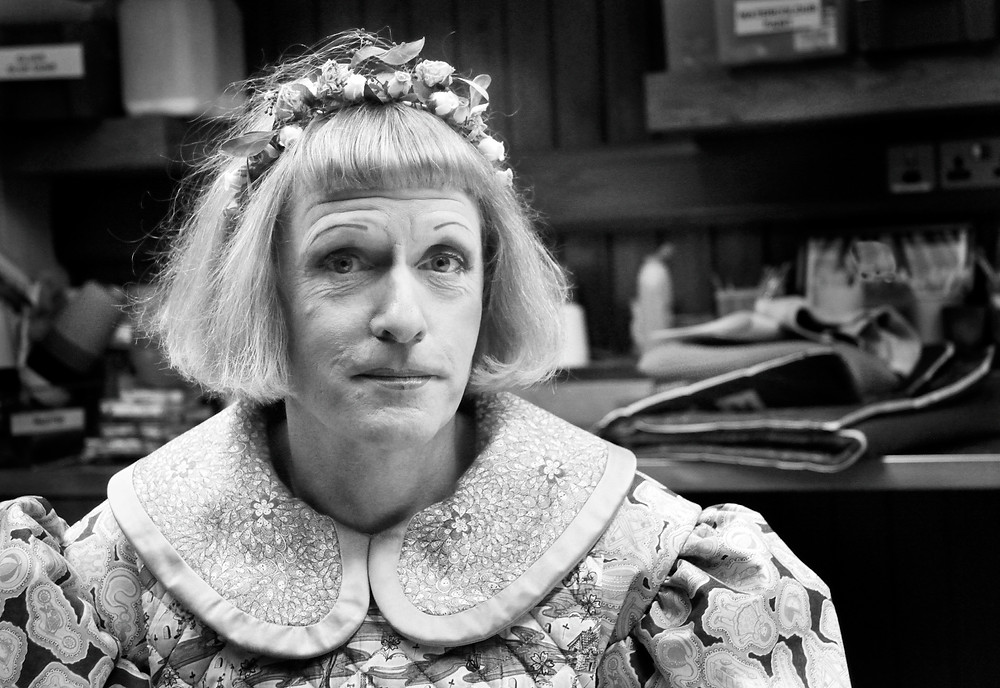 Portrait of Grayson Perry